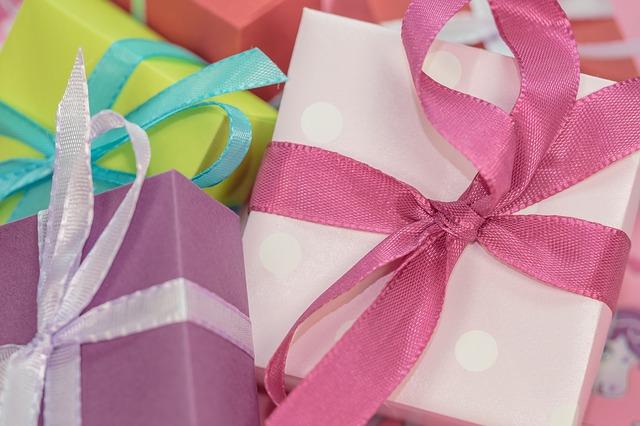 תמונות יום הולדת - מתנות עטיפה סרט