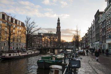 תמונות יפות של אמסטרדם