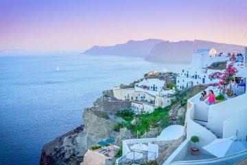 תמונות יפות של איי יוון